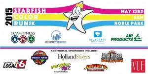 Color Run Logo 2015