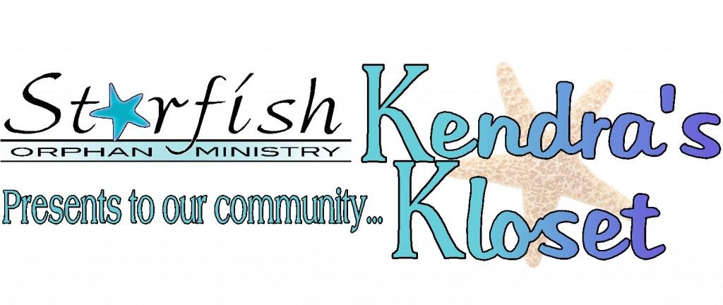 Kendras Kloset Logo Wide